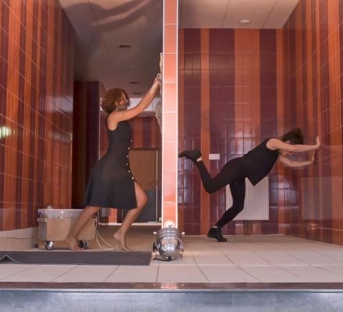 performance,residence artistique,ARS-DRAC,danse,sculpture,GHLH,Sarah Nouveau