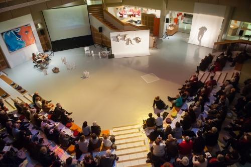 performance,artcontemporain,sculpture,danse,musique,Dunkerque,LAAC,Sarah Nouveau, Samuel Allain