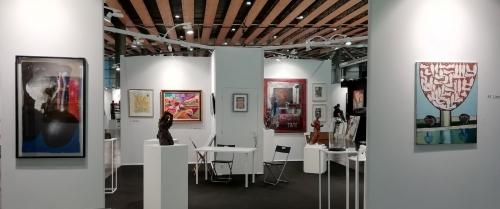 artup,lille,sculpture,artiste,emergent,galerie jean-luc moreau,art contemporain,salon